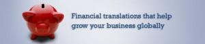 Traduzioni economiche finanziarie